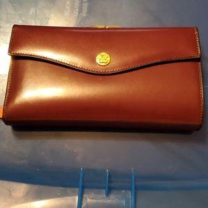 """Bosca 7"""" Frame Checkvelope wallet"""